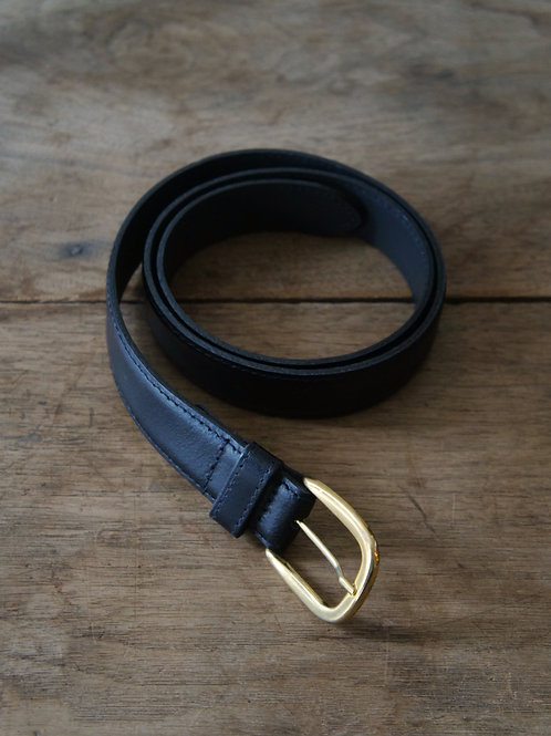 """""""Royal Mail"""" Leather Belt -Deadstock- """"size 30-32"""""""
