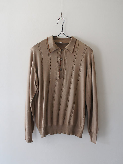 1970-80's French Ban-lon shirt