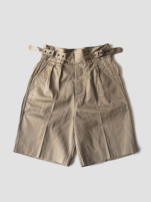 """""""Commercial products"""" Gurkha shorts -Deadstock- -size 84-"""