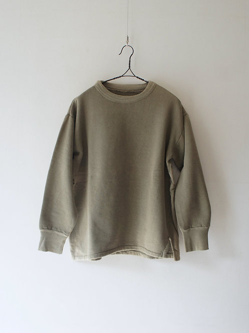 "1960's ""Hungarian Army"" Mockneck Sweat ""C"""