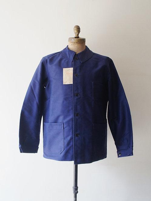 """1950's """"GONON"""" French moleskin jacket -Deadstock-"""