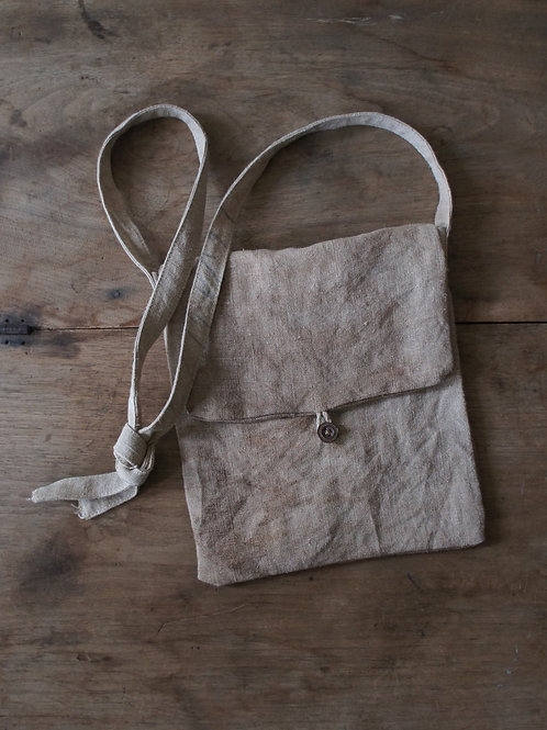 Feed Sack Shoulder Bag