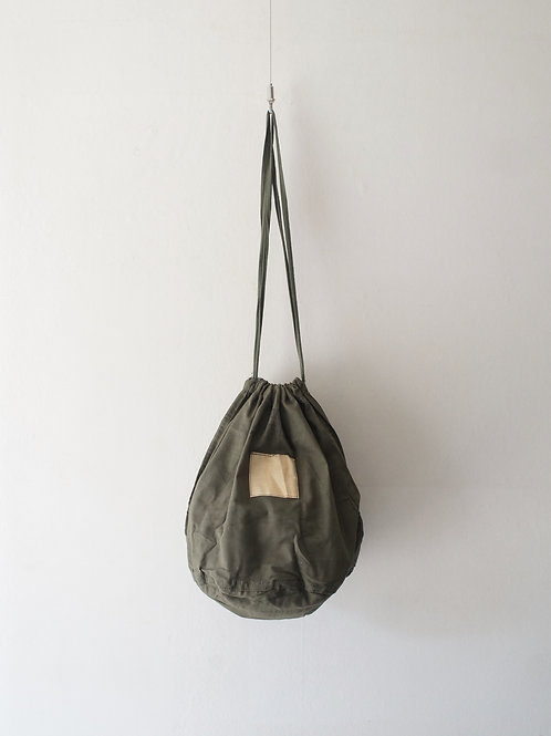 "1960's ""U.S.ARMY"" PATIENTS EFFECTS BAG -Deadstock-"