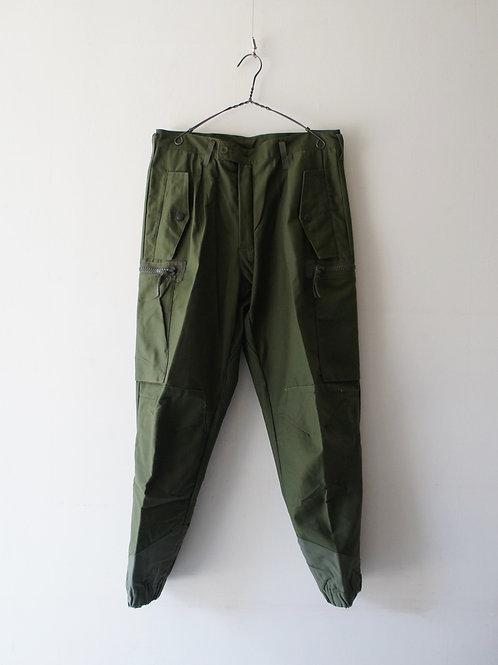 """2000's """"Swedish Army"""" M-90 Field pants -Deadstock- -Green 150/55-"""