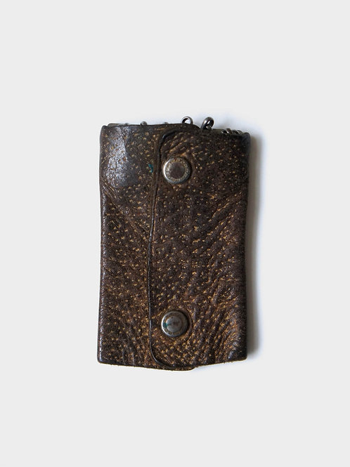1940's Leather key case