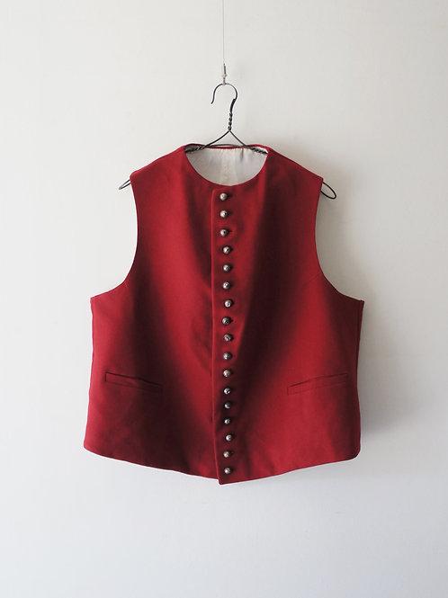 1960-70's Tyrolean vest