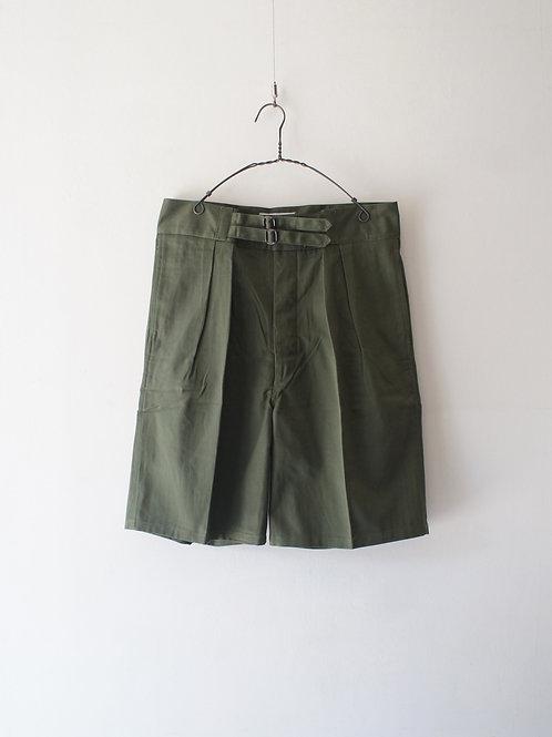"""1980's """"Australian Army"""" Gurkha Shorts -Deadstock- -size 32-"""