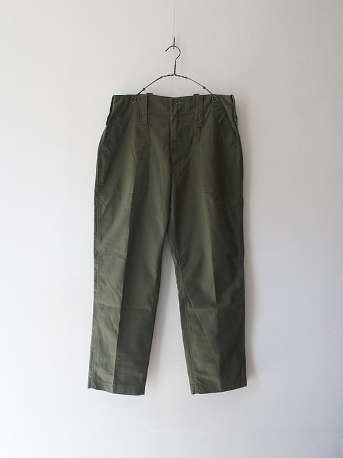 "1990's ""British Army"" Fatigue Pants -size 76-"