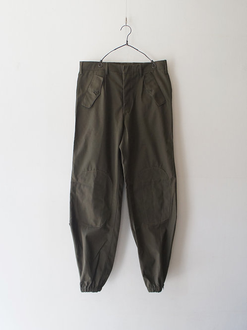 "1970's ""Italian Military"" Combat Trousers -Deadstock-"