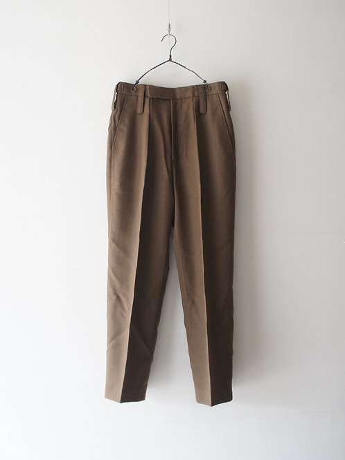 "1990's ""British Army"" Barrack Dress Trousers  -Deadstock- -size 88-"