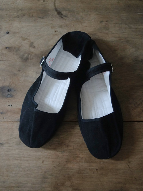 """""""HAO YU"""" Kung fu shoes -Deadstock- -size 38-"""