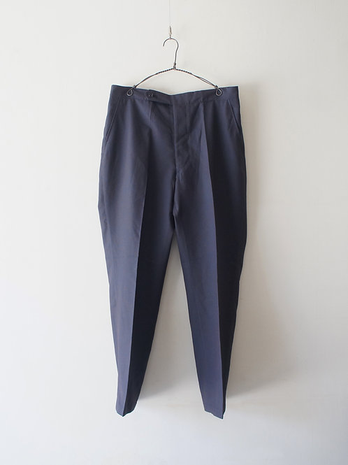 1950-60's Netherlands Loopless Trousers