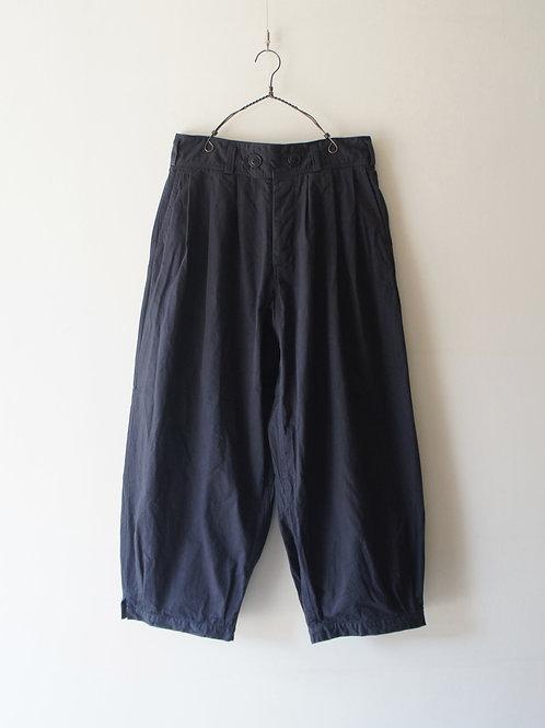 """Django Atour"" anotherline pleats widepants -size L-"