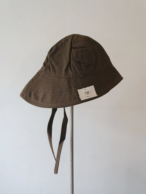 1940-50's French Railroad Work Hat -Deadstock-