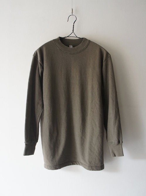 "1980's ""German Military"" Mockneck Sweat"