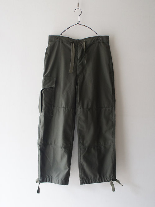 "1990's ""Belgium Army"" Field Pants -Deadstock-"