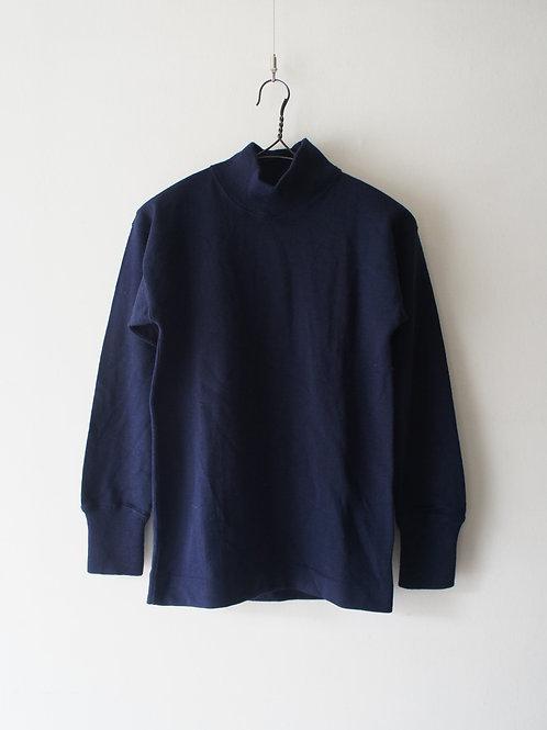 "1979's ""Italian Navy"" Mockneck Sweater"