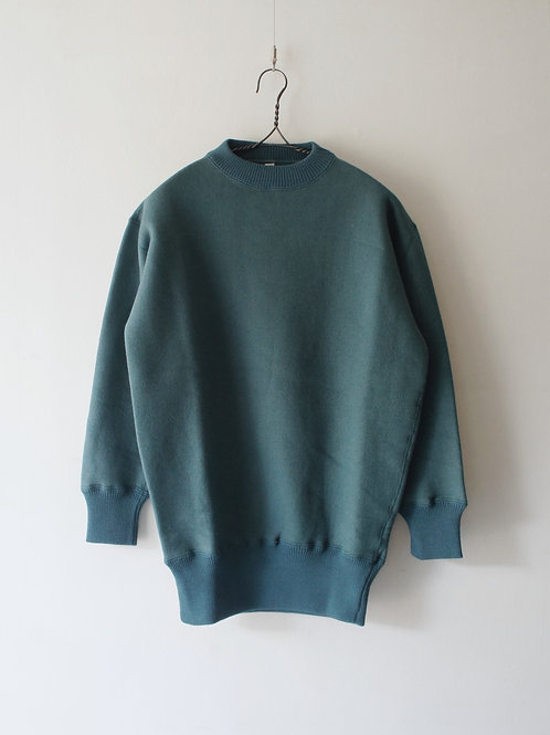 "1970-80's ""Italian Military"" Mockneck Sweater -Deadstock- ""A"""
