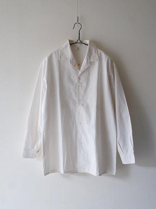 1950-60's Italy white box shirt