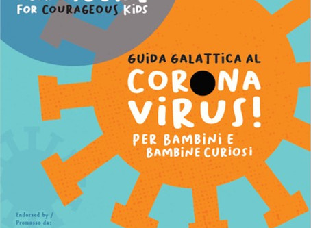 A curious guide for courageous kids
