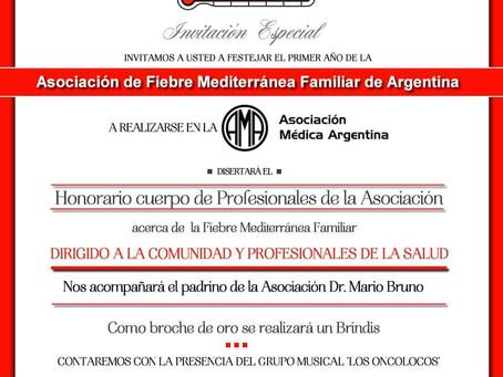 Event in Argentina