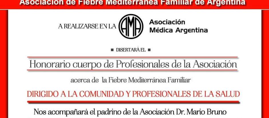 Veranstaltung in Argentinien