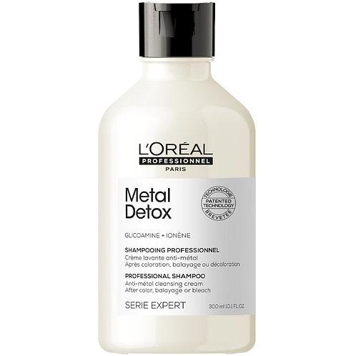 METAL DETOX ANTI-METAL CLEANSING CREAM SHAMPOO