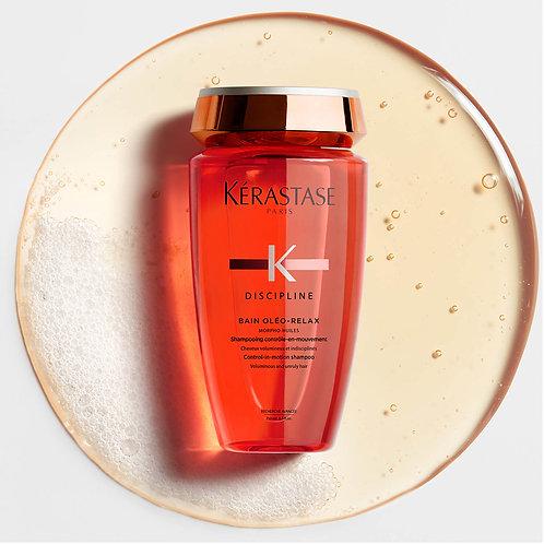 Oleo Relax Bain Shampoo for Unruly hair 200ml