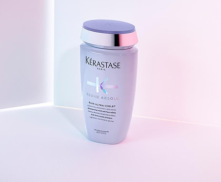 Blond Absolu Bain Ultra Violet Shampoo 250ml