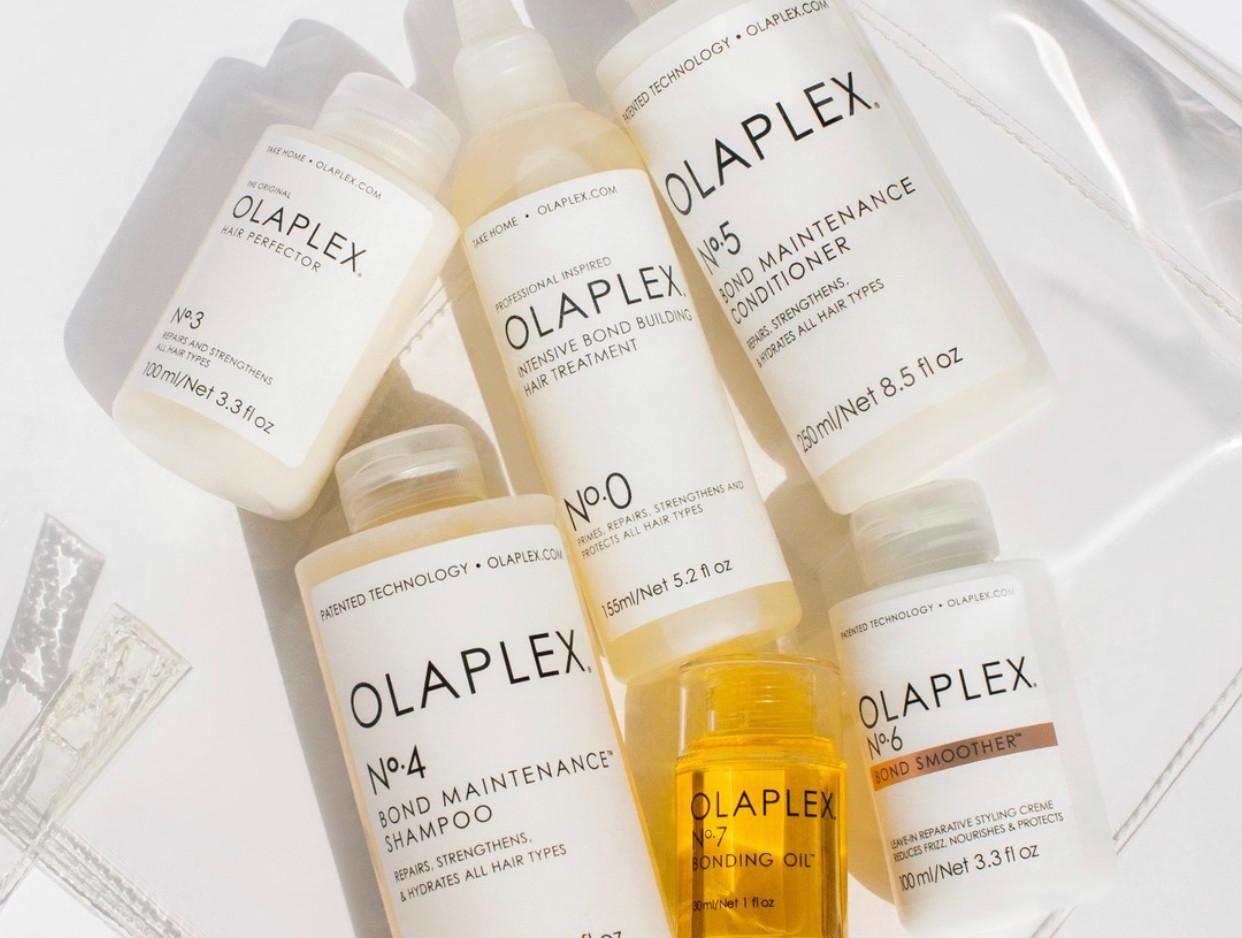 Olaplex No1 & No2 in Salon Service £20