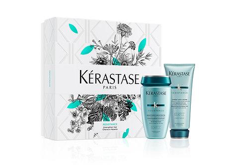 Resistance Spring Shampoo & Conditioner gift set