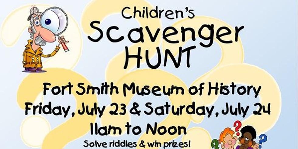 """""""Children's Scavenger Hunt"""""""