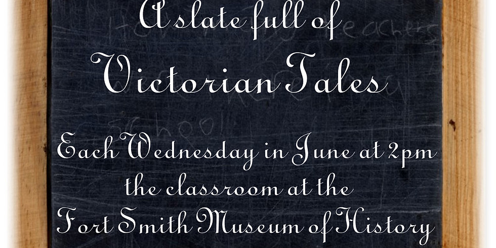 A Slate Full of Victorian Tales