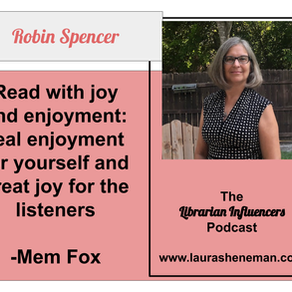 Reading Aloud Is Invaluable: with Robin Spencer