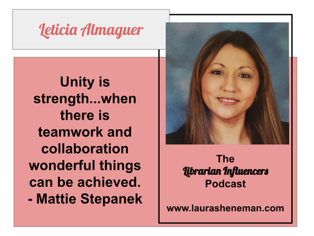 Unity is Strength: with Leticia Almaguer