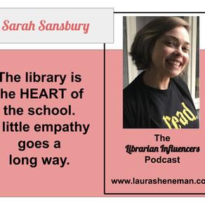 Be a Human-Centered Librarian: with Sarah Sansbury