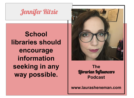 Pay Attention to How Your Students Are Searching: Jennifer Ritzie