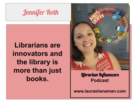 Reading Is a Part of Everything: with Jennifer Roth