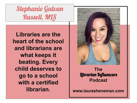 Build your PLN to Build a Better Professional You: with Stephanie Galvan Russell