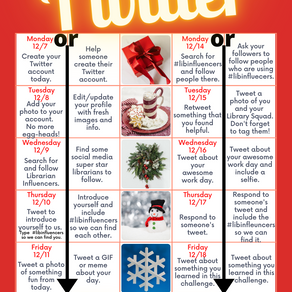 10 Days of Holiday Twitter