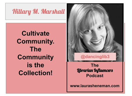 Cultivate Curiosity with Makerspace: with Hillary M. Marshall