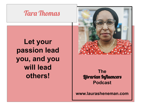 Let Your Passion Lead You: with Tara Thomas