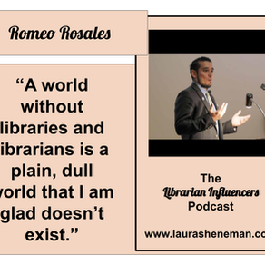Collaborate with Your Public Library: with Romeo Rosales
