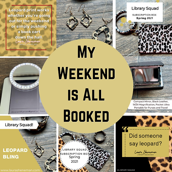 My Weekend Is All Booked (Subscription Box)