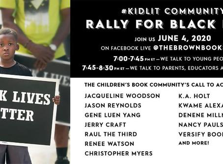 Kidlit Rally for Black Lives