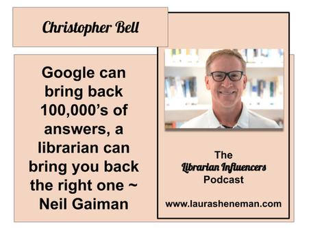 International Ed Tech Guy: Christopher Bell