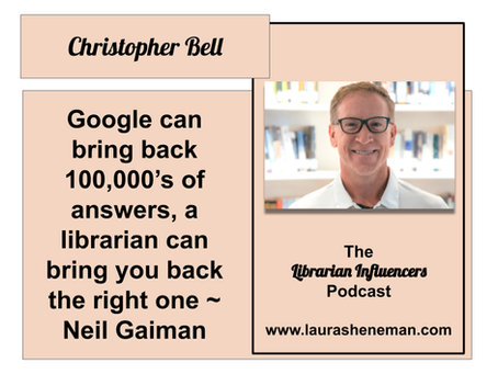 International Ed Tech Guy: Christopher Bell