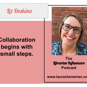 Collaboration Begins with Small Steps: with Liz Deskins