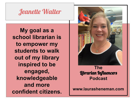 """Explore the Idea of """"Library Unlimited Classes"""" in the Library: with Jeanette Walter"""