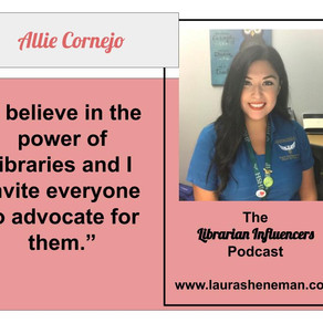 Get Out From Behind Your Circulation Desk! with Allie Cornejo